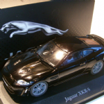 Atlas editions ? Jaguar XKR-S XK RS STUNNING CAR BLACK no box   1:43 @SOLD @